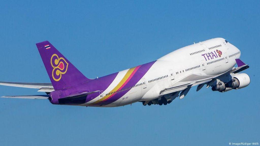 Thai Airways Mau Setop Operasi 3 Pesawat dan PHK 395 Pilot