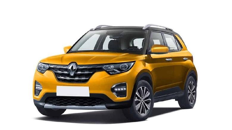 SUV murah terbaru Renault