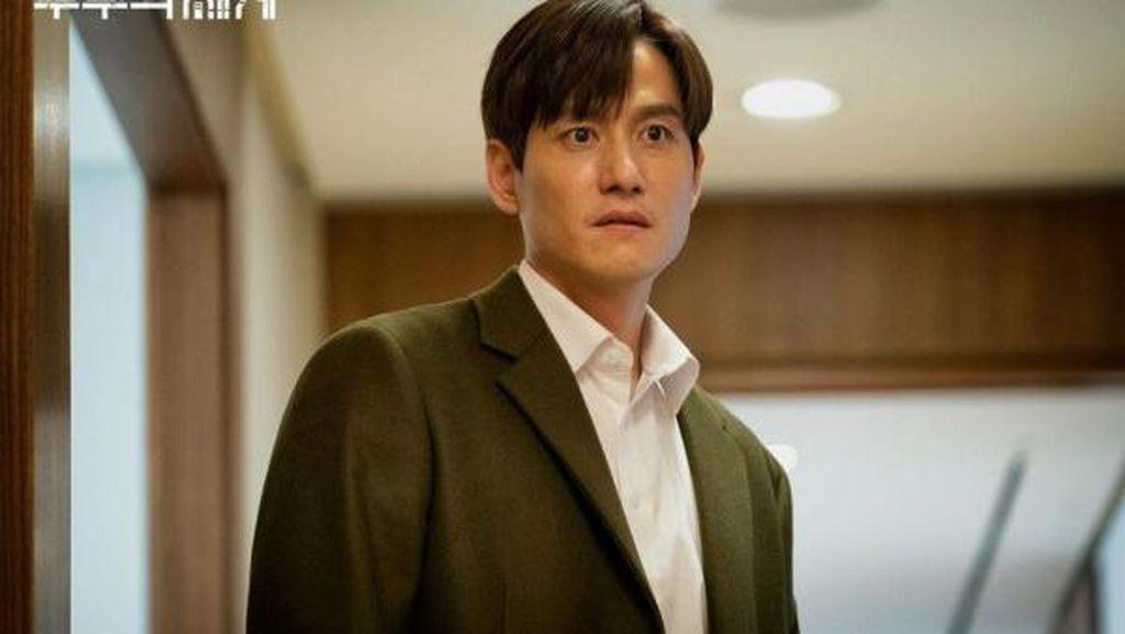 Sukses Jadi Lee Tae Oh di The World of The Married,  Park Hae Hoon Dikirimi Coffee Truck
