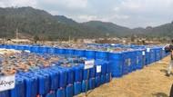 Polisi Myanmar Sita Narkotika Terbanyak di Asia Tenggara