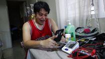 Intip Keseharian Dokter Pejuang Corona di Filipina