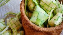 Ketupat Hidangan Ikonik Lebaran Sudah Dikenal Sejak Abad 15