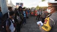 Pemudik dari Bali Masuk Banyuwangi Berbekal Surat Sehat Rp 25 Ribu