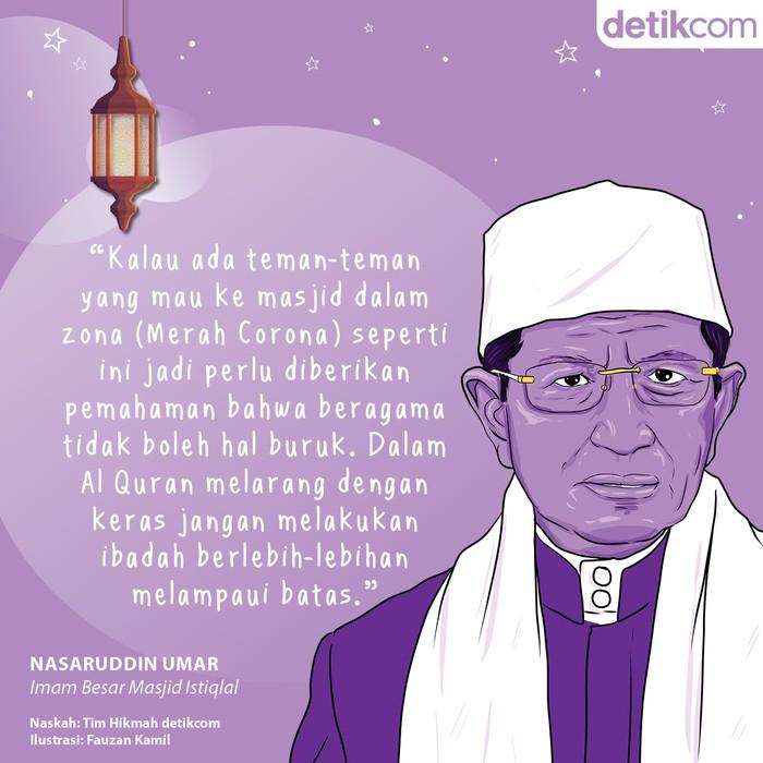 Mutiara ramadhan Nasaruddin Umar