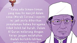 Prof Nasaruddin Umar: Jangan Berlebih-lebihan Melampaui Batas