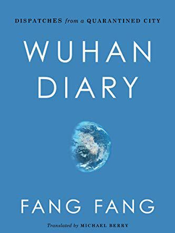 Buku Fang Fang Wuhan Diary: Dispatches from a Quarantined City