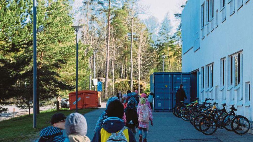 2 Hari Dibuka, Sekolah Finlandia Belajar Online Lagi karena Murid Kena Corona