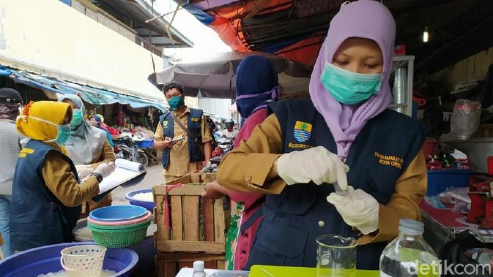 Cek Sampel Makanan di Cirebon