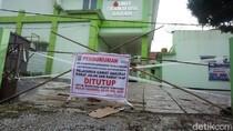 11 Dokter Diisolasi, RSUD Solok Arosuka Sumbar Ditutup Sementara