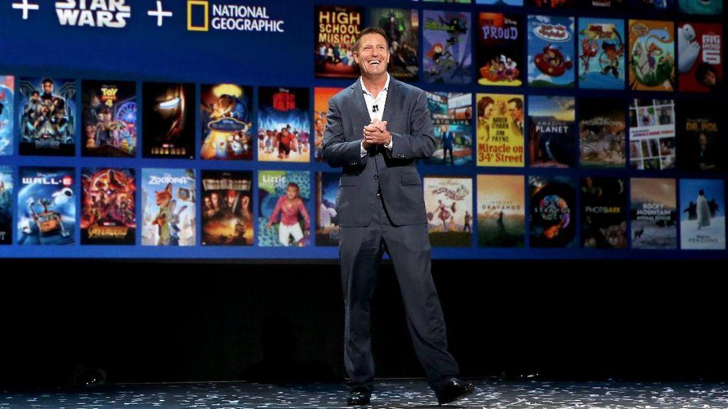 Mantan Bos Streaming Disney Jadi CEO Tik Tok
