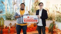 Transaksi ShopeePay Tumbuh Hingga 40% di Big Ramadhan Sale 2020