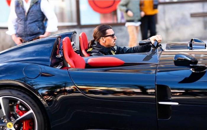 Ferrari Ibrahimovic