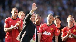 Ferguson Ikut Ucapkan Selamat ke Liverpool