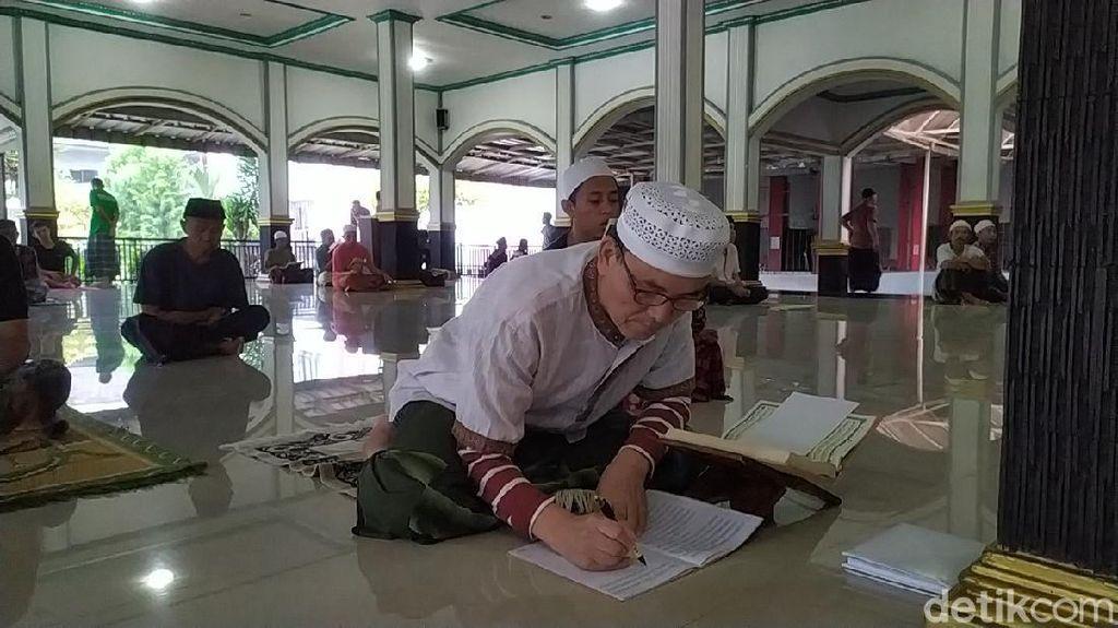 Kisah WN Korea Dapat Hidayah di Bui, Ingin Hatam Al-Quran Sebelum Bebas