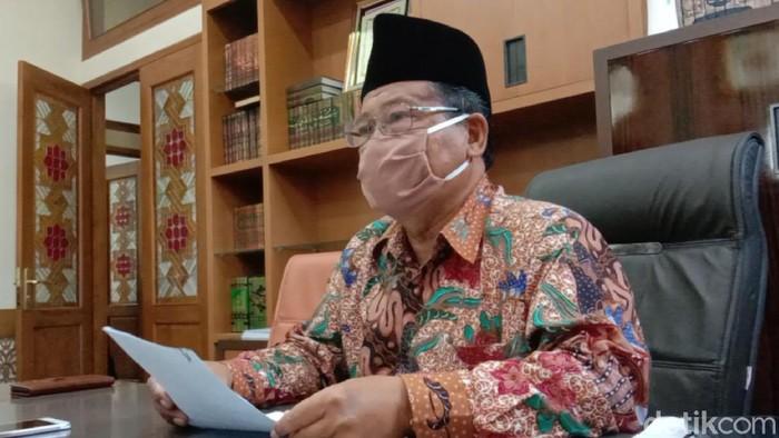 Ketua MUI Jabar Rachmat Syafei
