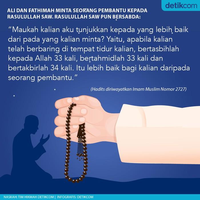 One day one hadits