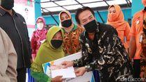 44 Ribu KK Terdampak Corona di Sidoarjo Akan Terima Bantuan Sosial Tunai