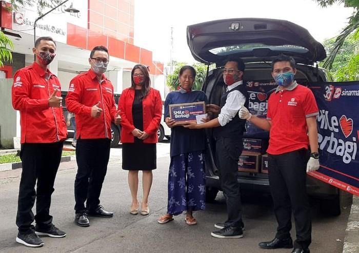 Asuransi jiwa terkemuka Indonesia, PT Asuransi Jiwa Sinarmas MSIG Tbk., menunjukkan kepeduliannya terhadap sesama di tengah Pandemi Corona.