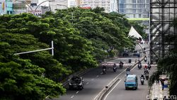 Depok Segera Uji Coba Ganjil Genap di Jalan Margonda Raya