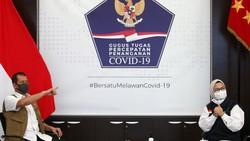 Badan POM terus mendukung pemerintah dengan percepatan pengujian spesimen COVID-19 guna menekan laju penyebaran Corona di Indonesia.