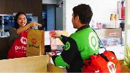 Gojek Gandeng BRI untuk Salurkan KUR Digital bagi Mitra GoFood