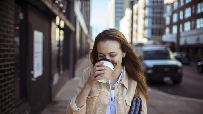 Manfaat minum kopi untuk wanita