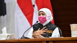 Khofifah Minta yang Sudah Mudik ke Jatim Jangan Dulu Kembali ke Jakarta