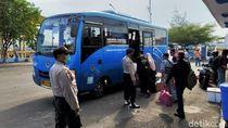 Datang dari Sapeken, 37 Penumpang KM Sabuk Nusantara 92 Dikarantina