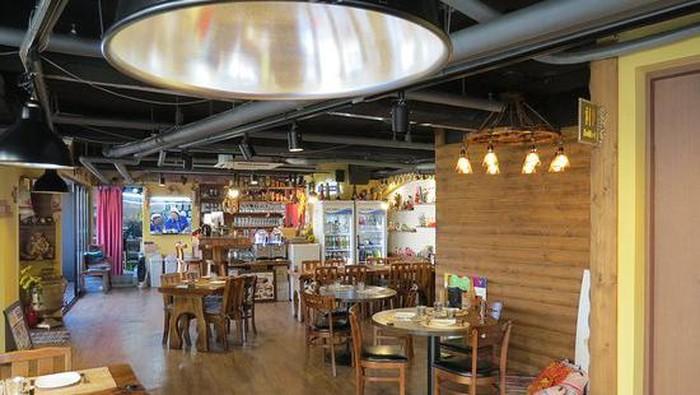 Restoran terbaik di Itaewon