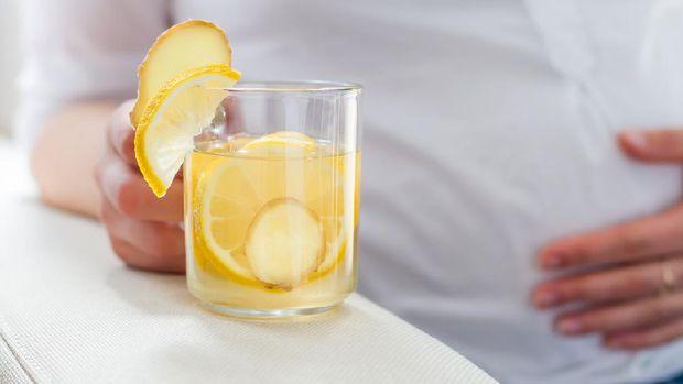 Ibu Hamil Minum Lemon