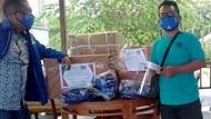 Bantuan APD untuk Tenaga Medis Terus Mengalir