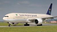 Kabar Baik! Saudi Airlines Mulai Operasi Kembali 17 Mei