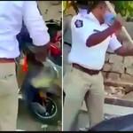 Langgar Lockdown di India: Orang Dipukuli, Motor yang Dipakai Juga Jadi Sasaran