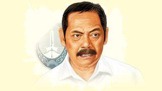 Tak Intensif Komunikasi dengan Jokowi, FX Rudy: Saya Terseleksi