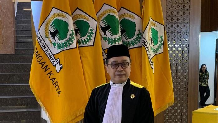 Anggota Mahkamah Partai Golkar, Supriansa.