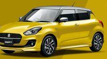 Wujud Suzuki Swift Facelift yang Tampil Makin Atraktif