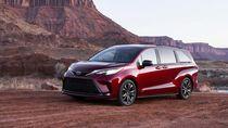 Seharga Rp 500 Jutaan, Intip Spesifikasi MPV Terbaru Toyota Sienna