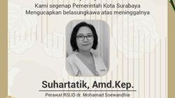 Kabar Duka dari Surabaya, Seorang Nakes dan Dokter Meninggal akibat COVID-19