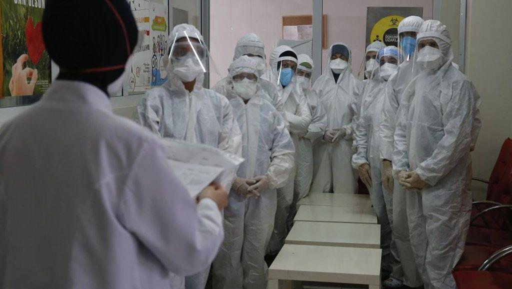 Strategi Turki Lawan Pandemi: Kerahkan Detektif Pelacak Corona