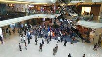Mal di Kota Semarang Diserbu Pengunjung, Petugas Gelar Tes Swab Acak