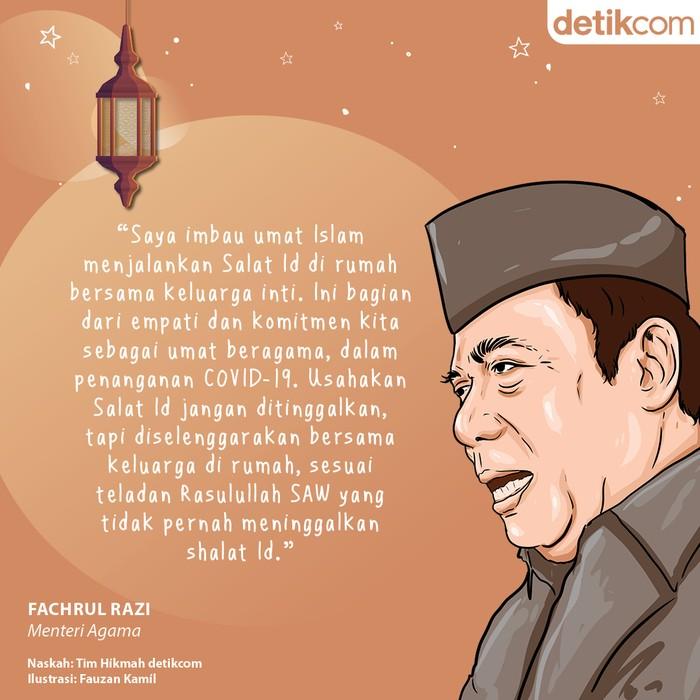 Mutiara Ramadhan Menteri Agama