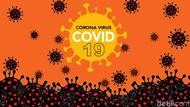 Data Pasien Positif Corona di DKI 6.721 Orang, OTG Lebih dari 15 Ribu