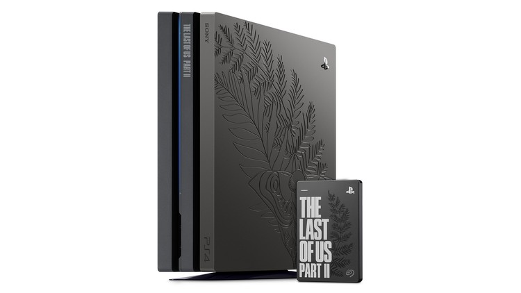 PS4 Pro Edisi The Last of Us Part II