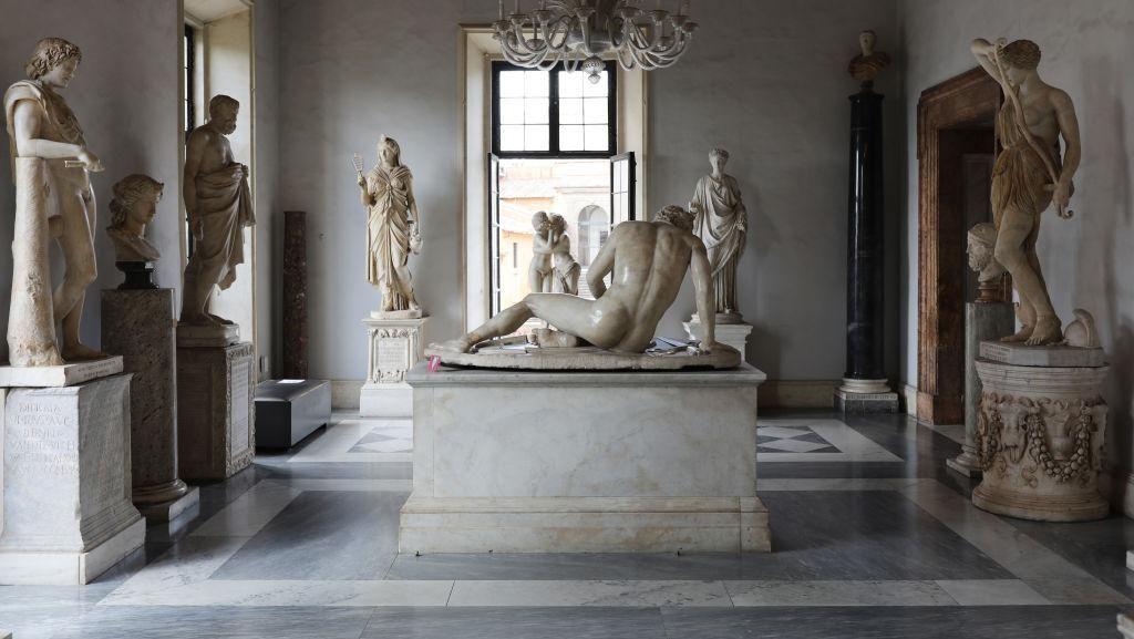 Museum di Roma Kembali Dibuka Usai Corona Mereda