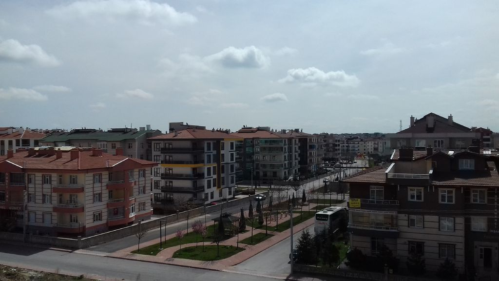 Puasa di Konya, Turki