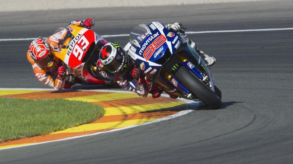Lorenzo Bagi Resep Mengalahkan Marquez