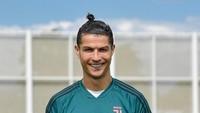 Cristiano Ronaldo Sudah Menggila di Sesi Latihan
