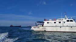 Kemenhub Kawal Kapal Tanker Berbendera Thailand yang Kandas di Laut Kepri