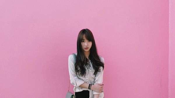 Ini Dita Karang, Orang Indonesia yang Jadi Idol K-Pop