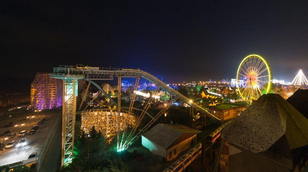 Taman Rekreasi yang Lebih Jos dari Disney Buka Lagi Akhir Mei
